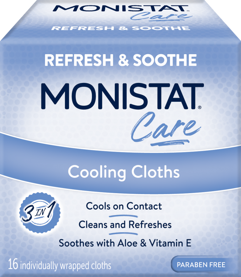 Monistat Care Instant Itch Relief